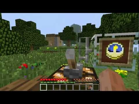 how to make a minecraft time machine