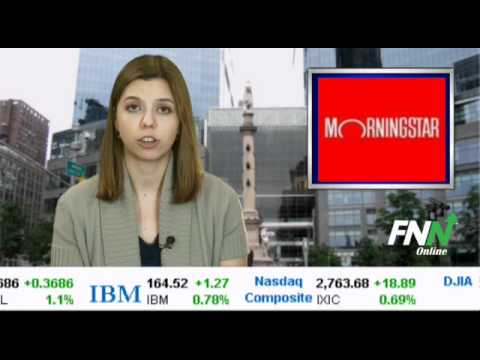 Morningstar Reports On U.S. Mutual Fund And ETF Asset Flows For March (MORN)