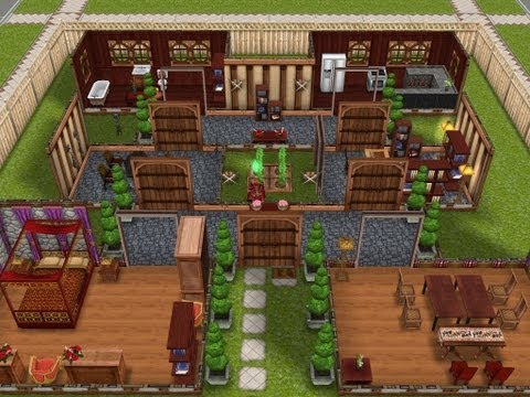 Medieval Castle- Sims FreePlay App