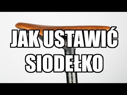 Jak Ustawić Siodełko W Rowerze // Rowerowe Porady