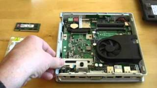 Unboxing and setting up ZOTAC ZBOX HD-ID40