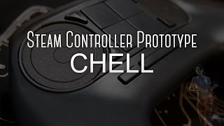 Steam Controller Prototype 'Chell'
