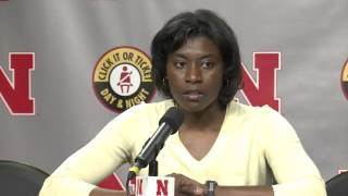 """Wisconsin Women's Basketball Coach """"GET YOUR BUTT IN THE GYM!"""""""