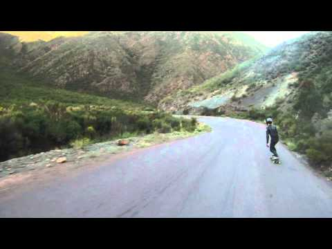 LONGBOARD DOWNHILL ARGENTINA MM CREW MENDOZA