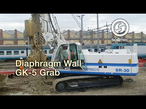 Soilmec Cable Operated Grab SR 30 GK 5 [mechanical grabs]