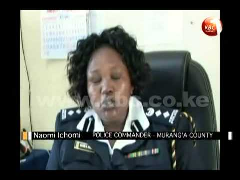 Drunk School Girl Rescued From Sex Pests In Murang'a video