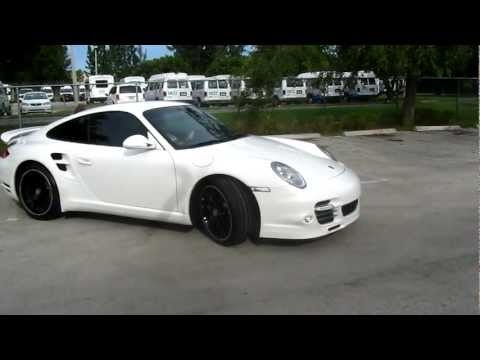 2012 Porsche 911 Turbo S by Advanced Detailing of South Florida