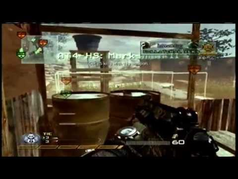 MW2 CoLLaTeRaL xEKx third montage