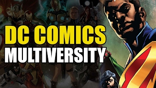 DC's Multiversity #1 (Superman Rebirth: Multiplicity Prelude)