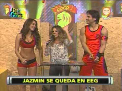 Esto es Guerra: Miguel Arce y Jazmín Pinedo se integran a las cobras - 16/07/2013