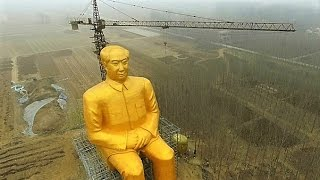 25 Of The Biggest Statues In The World