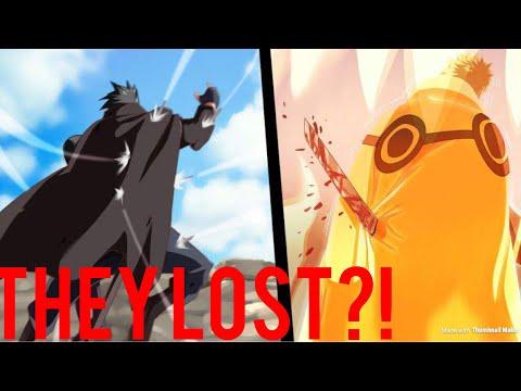 Naruto and Sasuke vs Shin Uchiha - Boruto Episode 21 Review