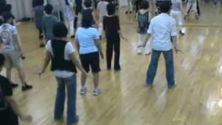 Chica Boom Boom - Line Dance (Demo & Walk Through)