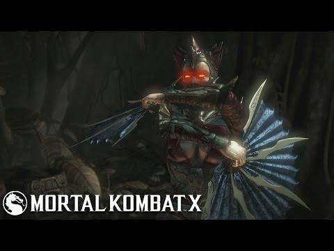 Mortal Kombat X - Kitana (Assassin) - Klassic Tower on Very Hard (No Matches Lost)
