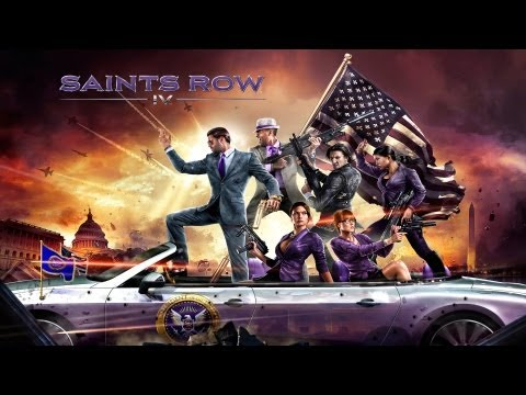 Let's Look at Saints Row IV (PC) - Gameplay + Review   Solo series!!!
