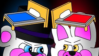 Minecraft Fnaf: Funtime Foxy And Funtime Freddy Bed Wars (Minecraft Roleplay)