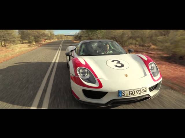 the porsche 918 spyder proves its top speed 95 octane. Black Bedroom Furniture Sets. Home Design Ideas