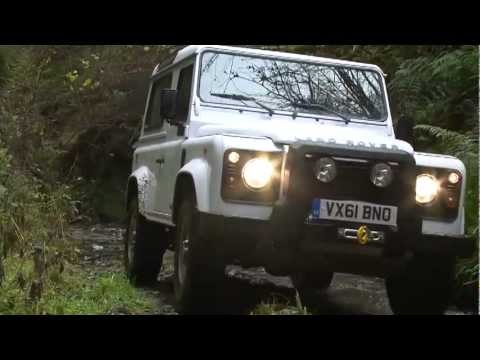 � 2012 Land Rover Defender