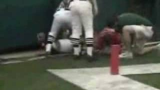 Baby Injured During Football Game (Full Version)
