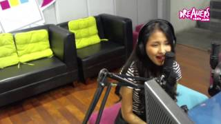 download lagu Dreamers Showcase With Nadya Almira -  Butiran Debu gratis