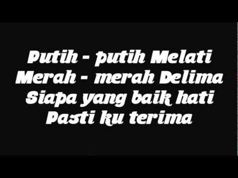 St12 Putih Putih Melati Lyric +(mp3 Link) video