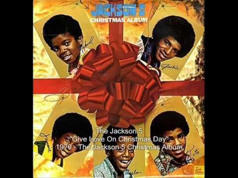 The Jackson 5 - Give Love On Christmas Day