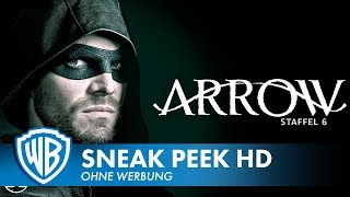 ARROW Staffel 6 - 6 Minuten Sneak Peek Deutsch HD German (2018)