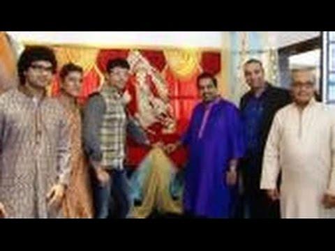 Shankar Mahadevan Releases Hindi Bhajan 'ganpati Bappa' video