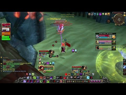 ★ Dara Mactire - 2600+ Season 10 3v3 ft. Skeetz and Zybak! (WoW Gameplay) - TGN