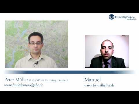 Life / Work Planning | Coach und Trainer Peter Müller (Interview 16.10.2011)