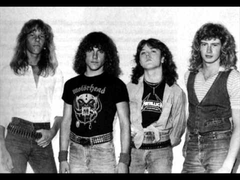Metallica-Hit the lights( From The Early Years-Live ) [Very Rare]