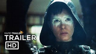 THE GIRL IN THE SPIDER'S WEB Official Trailer (2018) Claire Foy, Sylvia Hoeks Movie HD