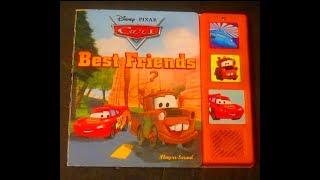 "DISNEY Cars ""Best Friends"" INTERACTIVE"