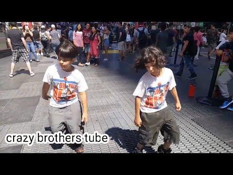 اجمل رقص اطفال يمنين في نيورك بصوت ابو حنضله thumbnail