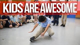 Kids Are Awesome | BBoy Vincanity
