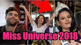 Miss Universe 2018 (Reaction Video)