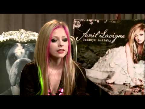 Avril Lavigne - Interview with Cambio