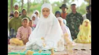 OST Hafalan Shalat DELISA - Lagu Ibu Rafly+Chantiq+Images