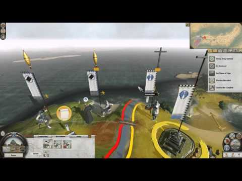 Total War Shogun 2 HD Otomo Campaign HD Part 1 Shoni Firing Squad