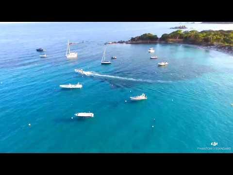 Drone - Les plages de Corse - Corsica 2017 [HD]