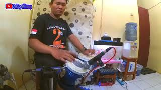 Eny Sagita - Rela Demi Cinta Cover Kendang Android ( Drume Machine )