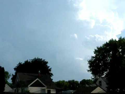 Tornado warning Steele County, MN 2