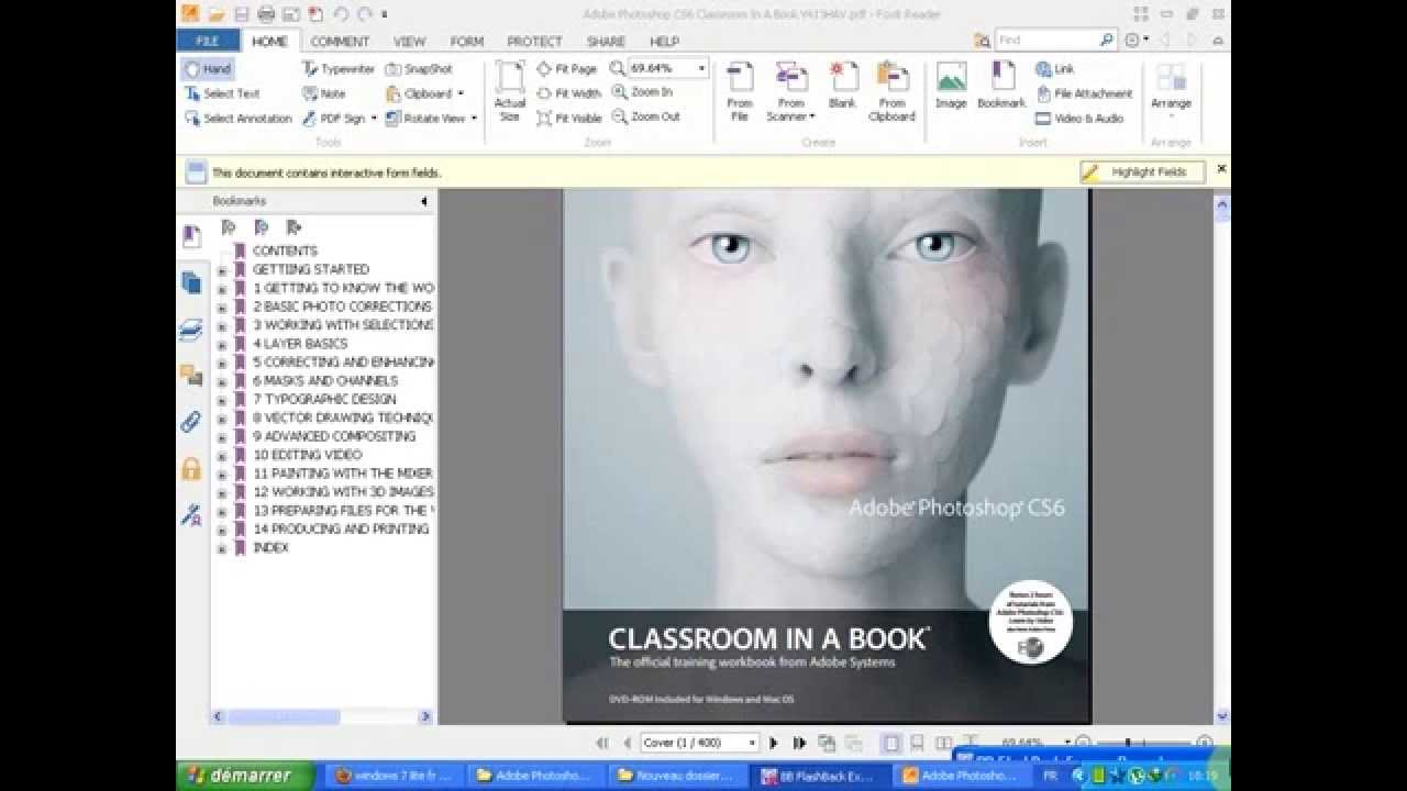 Adobe® Photoshop® CS6 Classroom in a Book®: The official ...