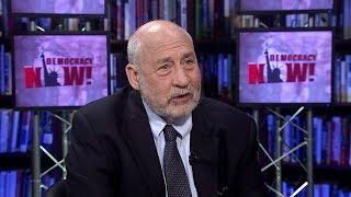 Economist Joseph Stiglitz: Trump's Budget Takes a Sledgehammer to What Remains of the American Dream