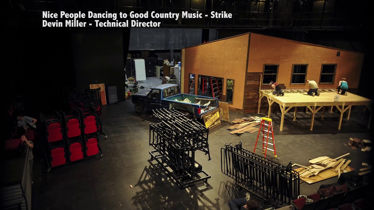 Preview image for Striking Set: Nice People Dancing to Good Country Music video