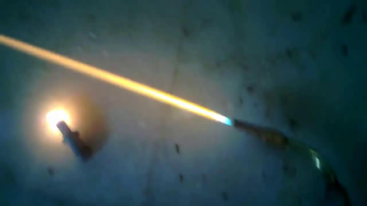 Natural Gas Cutting Torch Pressure