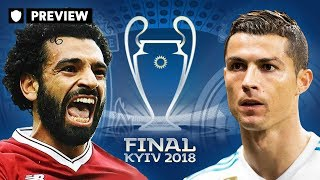 CAN LIVERPOOL BEAT REAL MADRID? | CHAMPIONS LEAGUE FINAL PREVIEW with THE REDMENTV