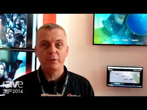 ISE 2014: Exterity Introduces Video Wall Capability