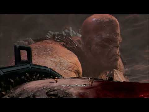God of War III - Boss #5: Cronos [1/2]