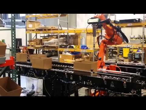 CCS Introduces Revolutionary Robotic Bin Picking Order Fullfilment